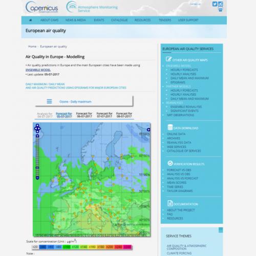 Algorithm_Regional Air Quality (RAQ) system